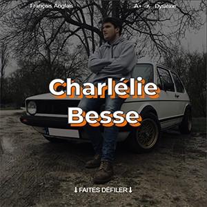 Charlélie BESSE | PORTFOLIO - N°04 | Ce portfolio